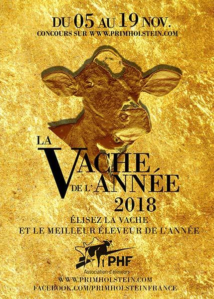 La Vache de l'Année 2018