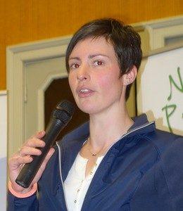 Anne DARRAS, présidente de May and Cows
