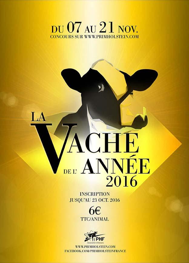 La Vache de l'Année 2016
