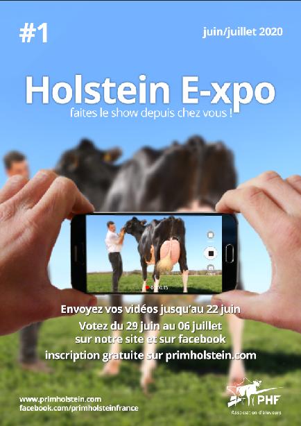 Holstein E-xpo #1