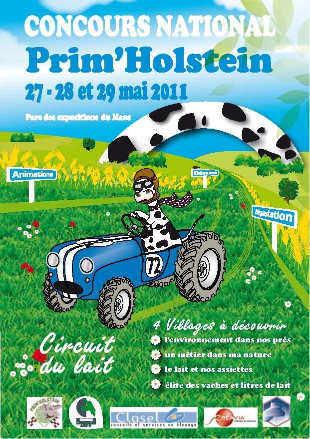Concours National – Le Mans 2011