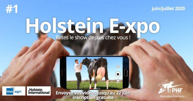 Holstein E-xpo : vidéo d'exemple