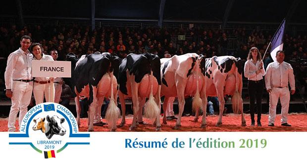 Confrontation Européenne : l'élevage français mis à l'honneur au niveau européen