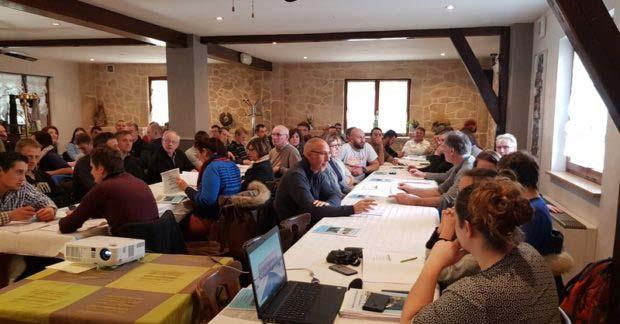 Compte-rendu de l'Assemblée Générale 2019 du syndicat du bas-Rhin