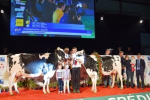 Réserve Championne Jeune : WILT EMY